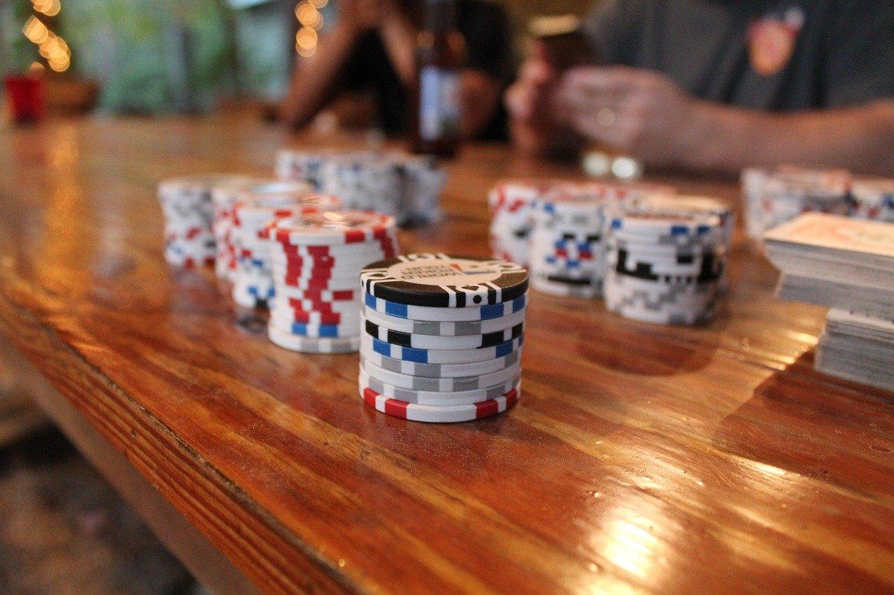 Freerolls de poker. Fichas