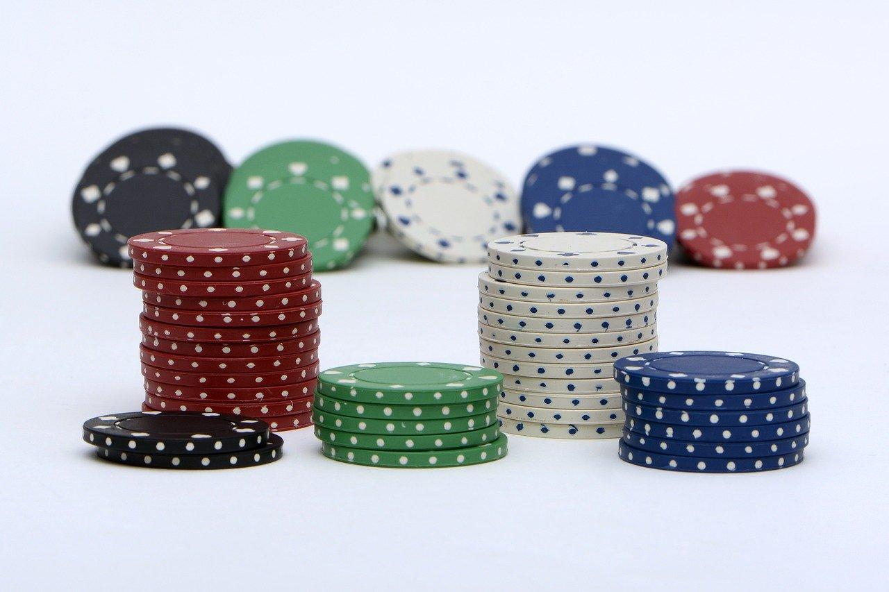 Ganar dinero real en poker. Fichas