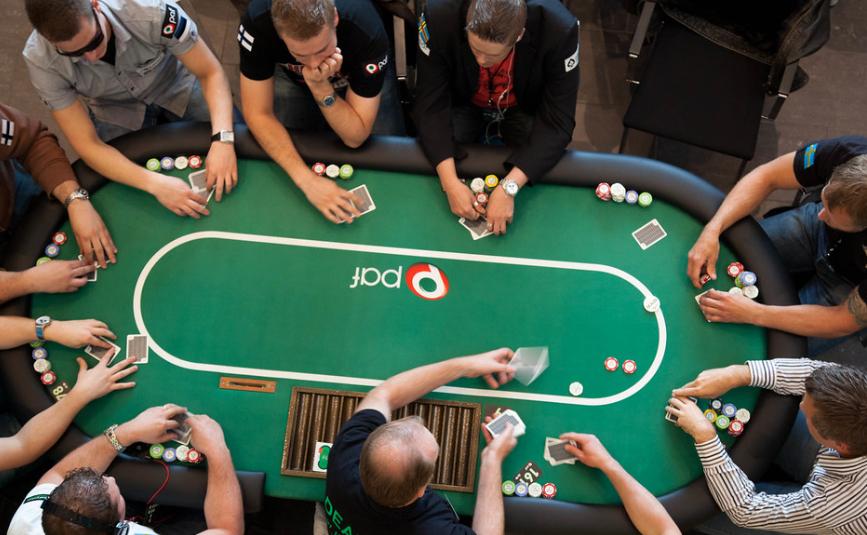 Cómo ganar al poker. Tight