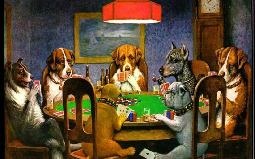 Partidas de poker con amigos: Organiza la timba perfecta