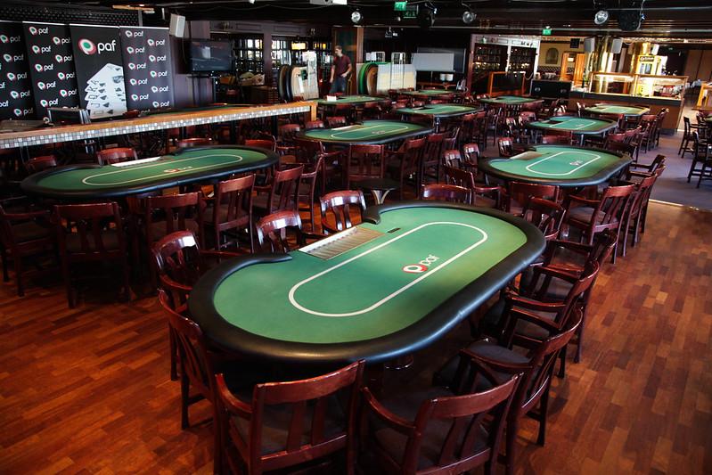 Torneos de poker. Antes de empezar