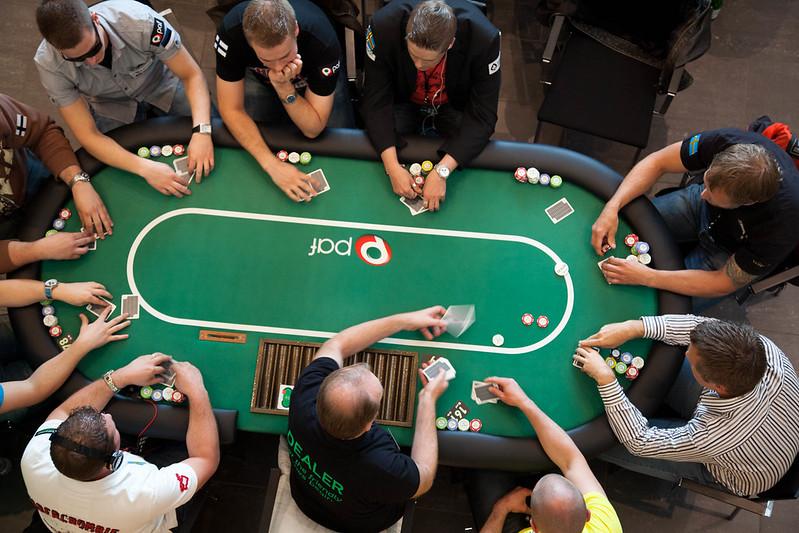 Tipos de torneos de poker. Sit&Go,MTT,Step…