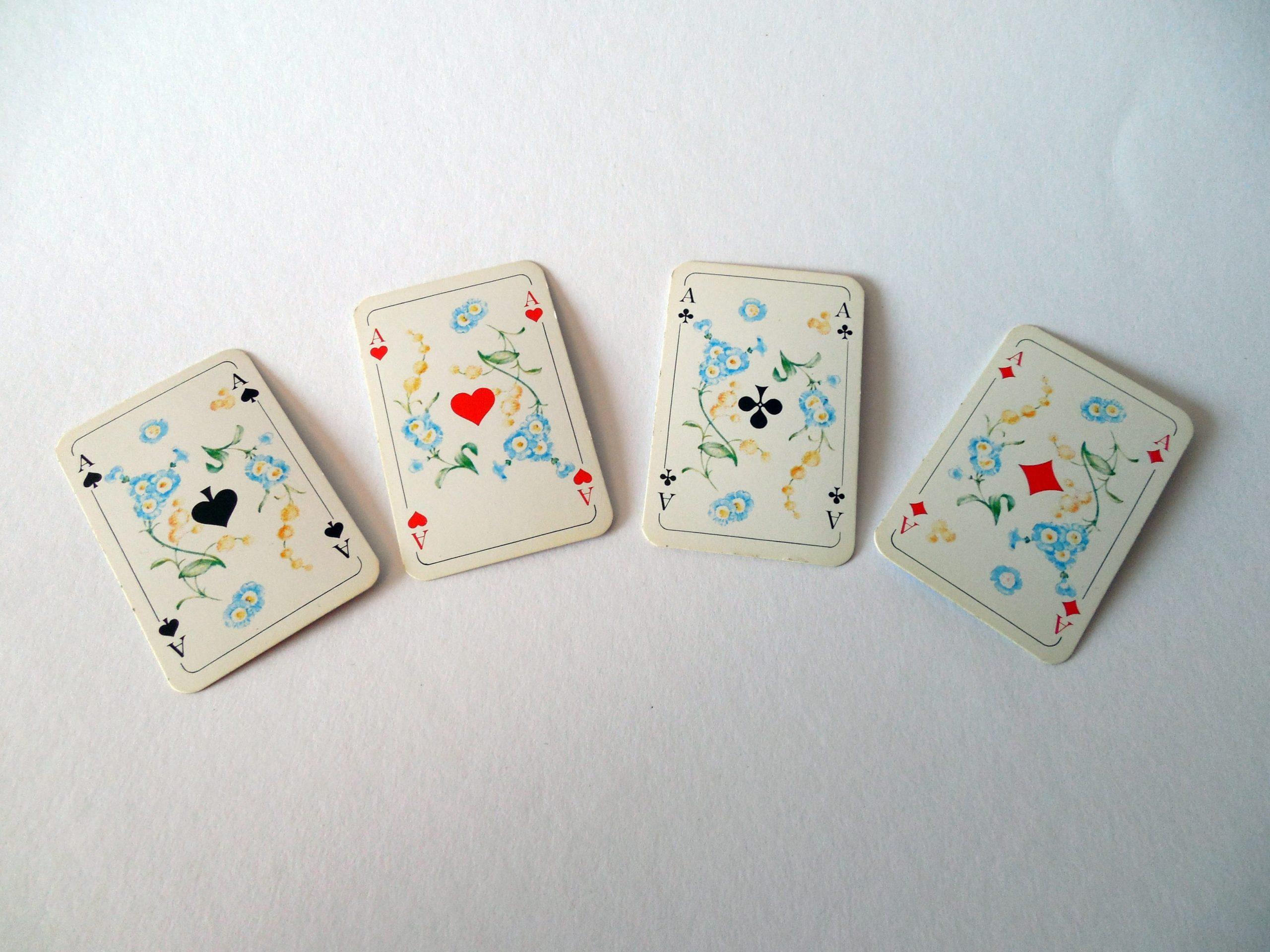 Barajas de poker