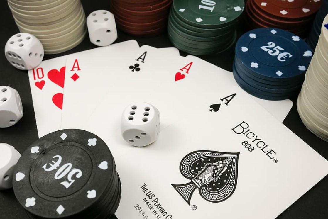 Ciegas en el poker. Valor de la ciega