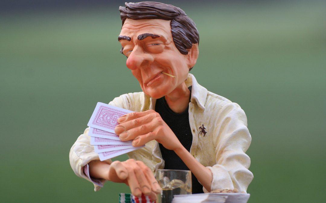 El farol en el poker: Los 7 mandamientos