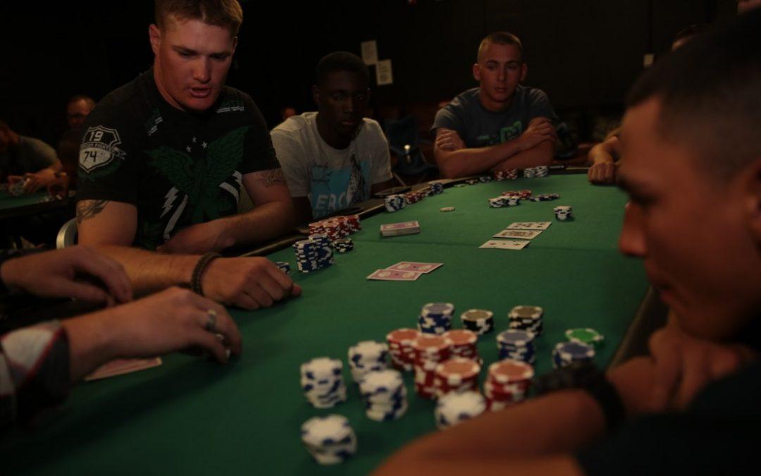 Mesas de poker: Qué características tienen
